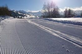 Jurgów Atrakcja Stacja narciarska Jurgów Ski