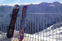 Kluszkowce Atrakcja Wypożyczalnia snowboardowa Czorsztyn-Ski