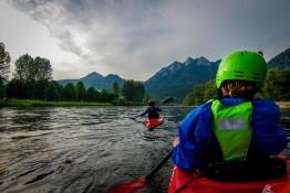 Szczawnica Atrakcja Spływ kajakowy Spływ Kajakowy Dunajcem