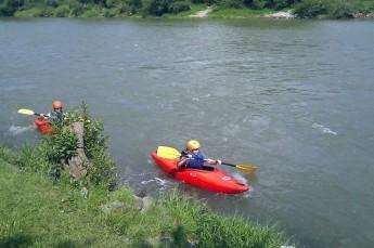 Krościenko nad Dunajcem Atrakcja Spływ kajakowy Adventure Sky